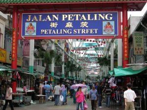 chinatown jalan petaling
