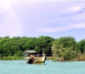 Pulau Cangkir 10 Tempat Wisata di Tangerang dan Sekitarnya