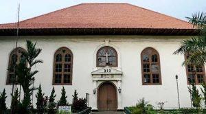 gereja portugis sion