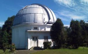 Liburan Ekonomis dan Nyaman di Observatorium Bosscha