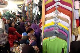 Pasar Baru 15 Tempat Wisata di Bandung yang Wajib Dikunjungi