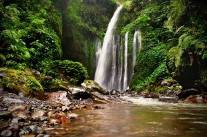 Air Terjun Sendang Gile 300x199 10 Tempat Wisata di Lombok yang Wajib Dikunjungi