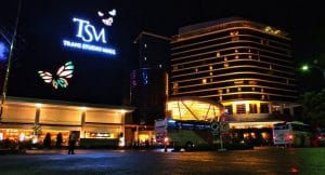 Trans Studio Mall pada malam hari