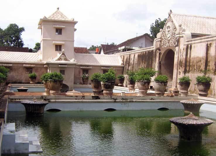 Wisata Jogja – Istana Air Taman Sari – Aneka Tempat Wisata