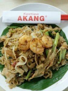 Kwetiaw Akang
