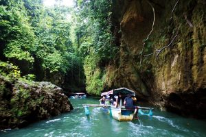Transportasi di Green Canyon
