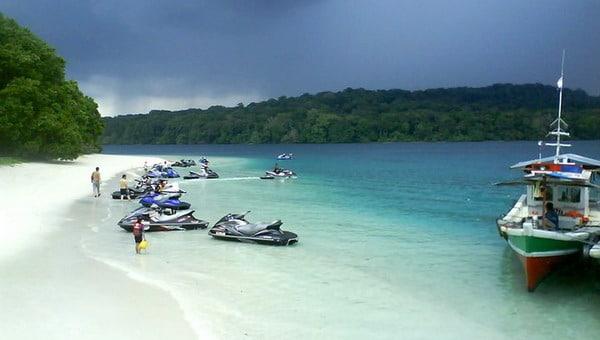 Pantai Tanjung Lesung, Pantai Perawan Di Barat Pulau Jawa