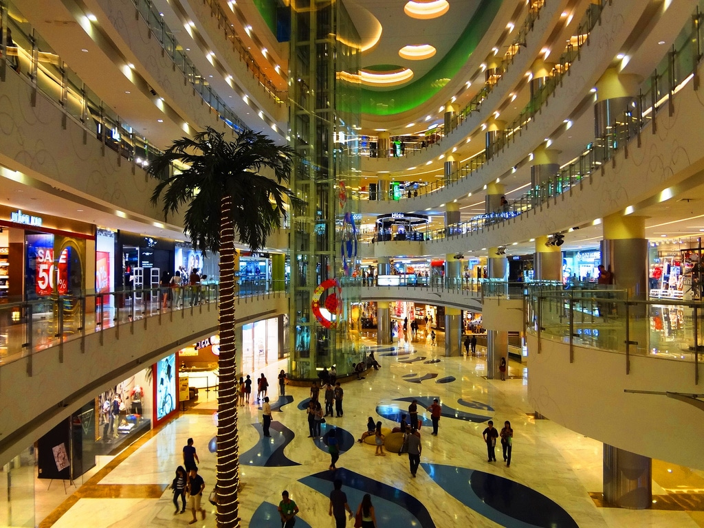 Hasil gambar untuk foto mall