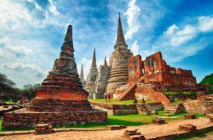 Kota Bersejarah Ayutthaya