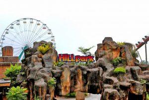 Taman Bermain Hillpark Sibolangit