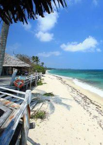 Gambar 3: Pantai Trikora