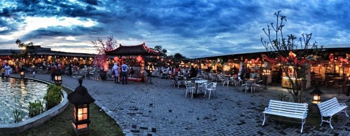 Memanjakan Perut Di Paskal Food Market Bandung