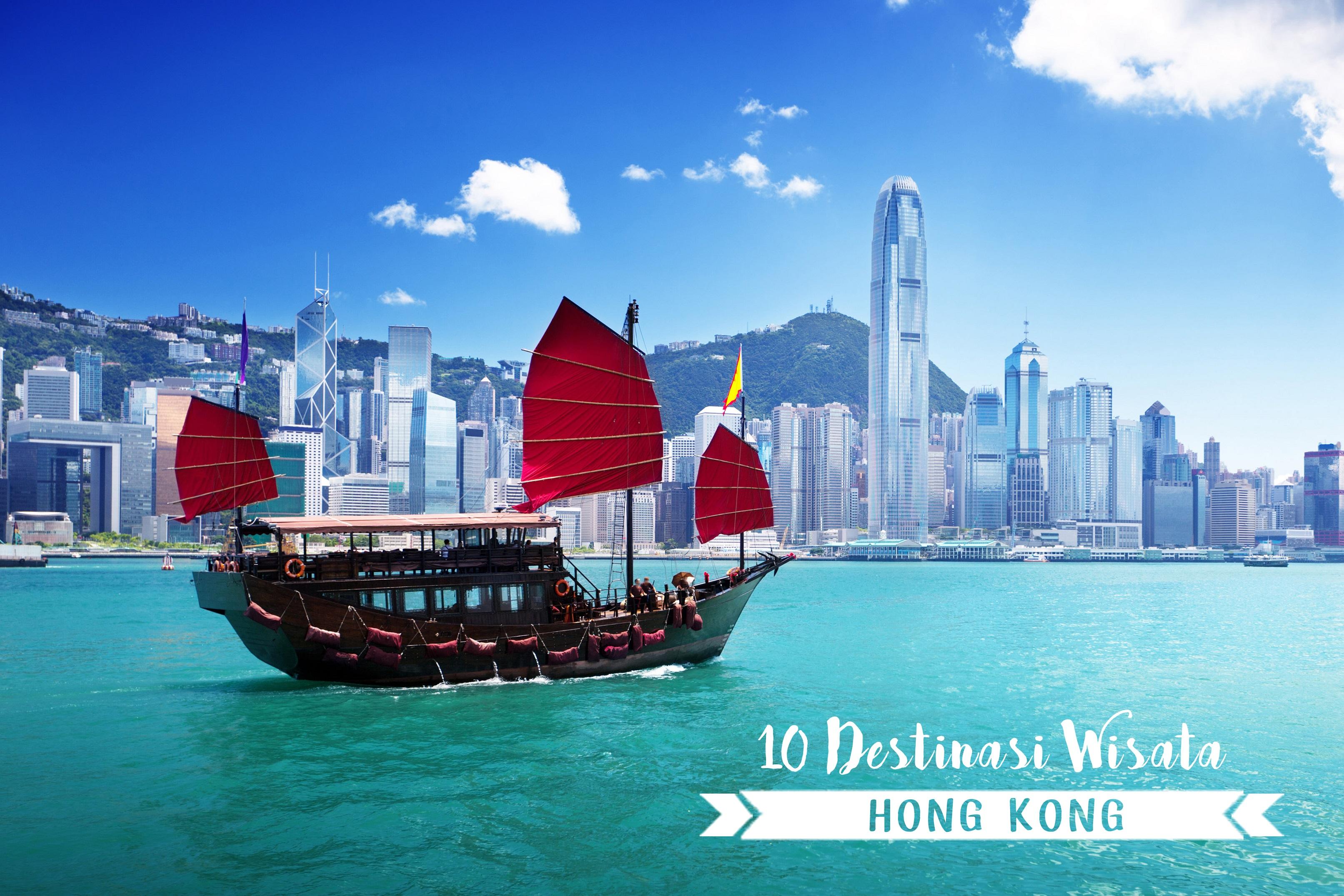 tempat wisata di Hong Kong