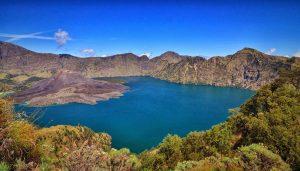 Danau Segara Anak, Nusa Tenggara Barat