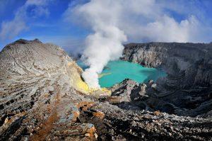 Gunung Ijen, Jawa Timur