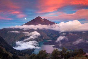 Gunung Rinjani, NTB