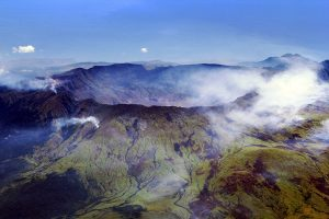 Gunung Tambora, Sumbawa