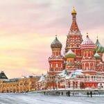 Benteng Kremlin Moscow