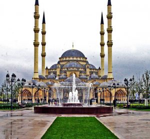 The Heart of Chechnya Mosque