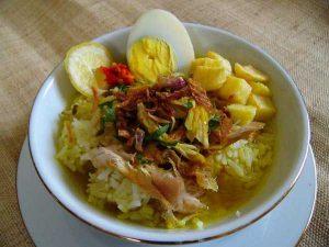 Soto Ayam Lombok