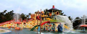 Kampung Wisata CAS Waterpark