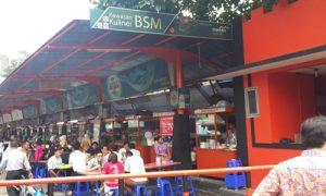Kawasan Kuliner BSM