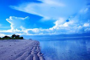 Tempat Wisata Jawa Barat - pantai ujung genteng