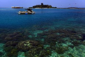 Kepulauan Seribu. tempat wisata jakarta