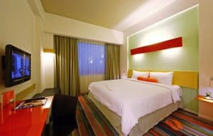 kamar HARRIS Hotel & Conventions Festival CityLink