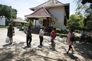 kampung tugu