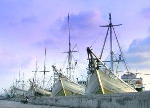 Tempat Wisata Jakarta Utara Selain Mall - kawasan pelabuhan sunda kelapa