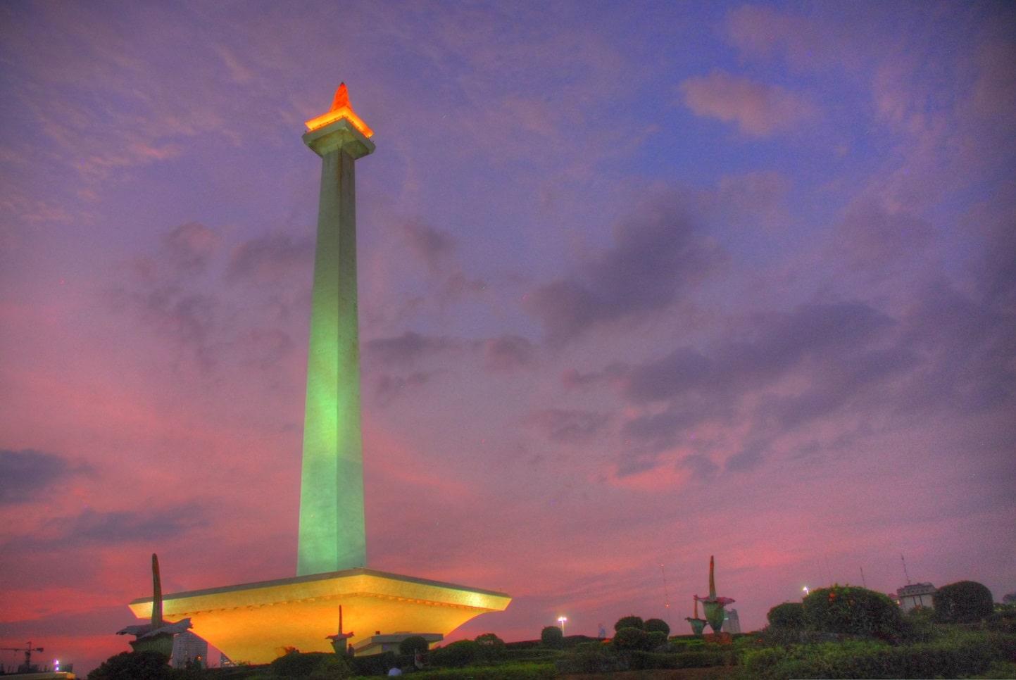 monumen nasional monas