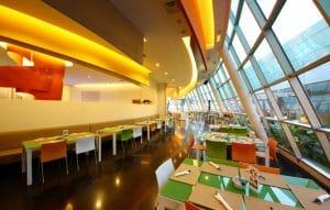 restoran HARRIS Hotel & Conventions Festival CityLink