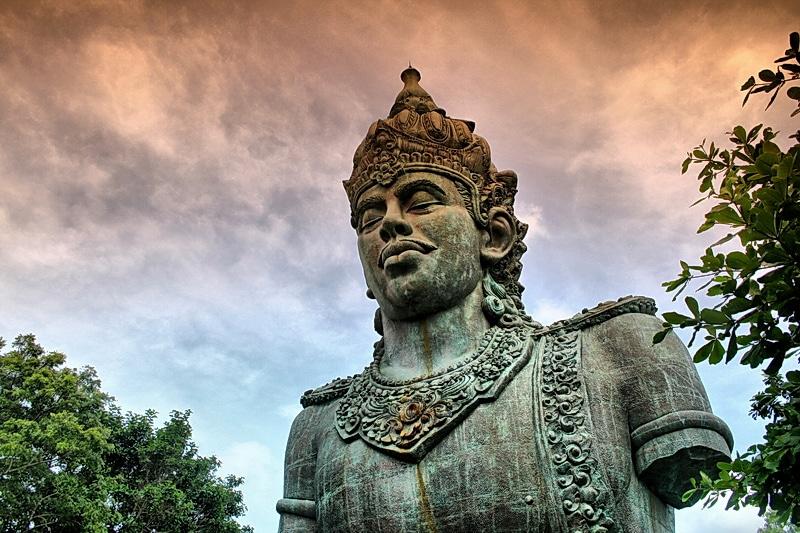 Tempat Wisata di Bali - Garuda Wisnu Kencana