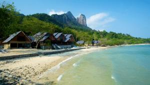 Pulau Tioman resort