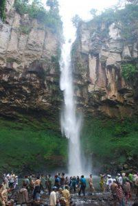 Tempat Wisata di Lampung - Air Terjun Putri Malu