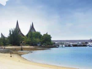 tempat wisata di Semarang - Pantai Marina