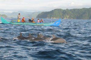 Tempat Wisata di Lampung - Teluk Kiluan