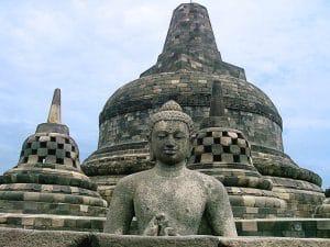 Tempat Wisata Jawa Tengah - Candi Borobudur