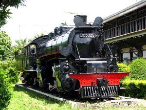 Tempat Wisata Jawa Tengah - Museum Kereta Api Ambarawa
