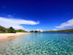 Pantai Pulau Komodo