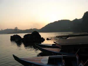 perahu Situ Patenggang