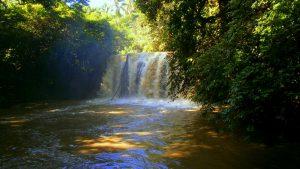 tempat wisata di Manado - Air Terjun Kima Atas