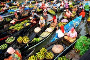 Pasar Terapung Banjarmasin