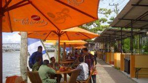 Pusat Kuliner Tepian Sungai Martapura