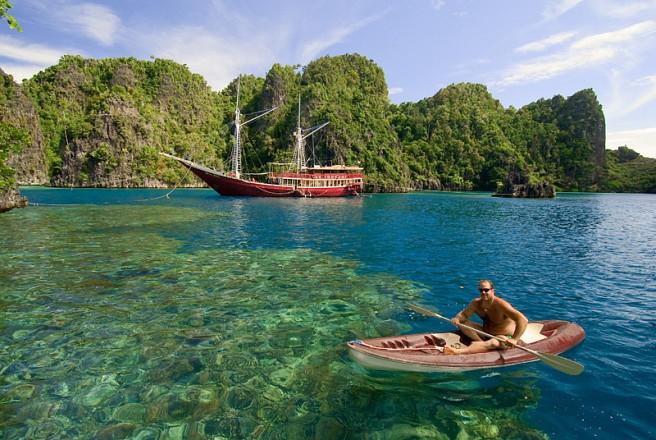 10 Tempat Wisata Di Papua Yang Wajib Dikunjungi Di Tahun 2021