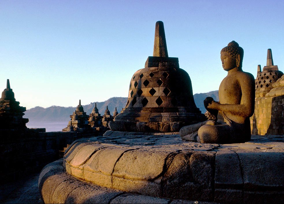 Wisata Indonesia Candi Borobudur Aneka Tempat Wisata