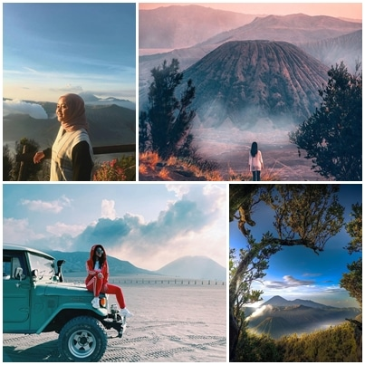 Gunung Bromo (evi_soedarsono, adellasmr, liacallia91, hediaryofnomad)