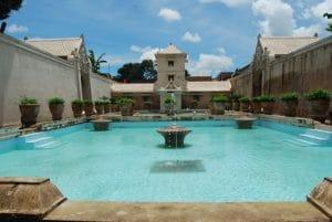 Istana Air Taman Sari Jogja