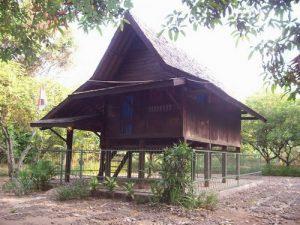 Tempat Wisata Bekasi - Saung Ranggon